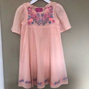 3T little girls dress